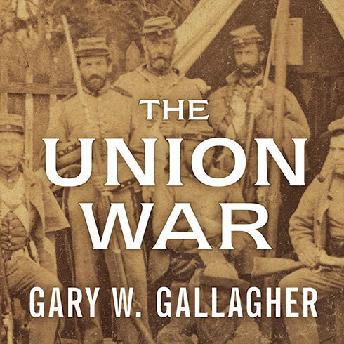 Printable The Union War Audiobook Cover Art