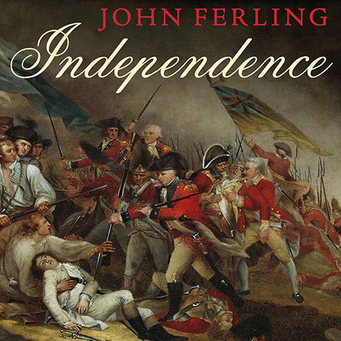 Printable Independence: The Struggle to Set America Free Audiobook Cover Art