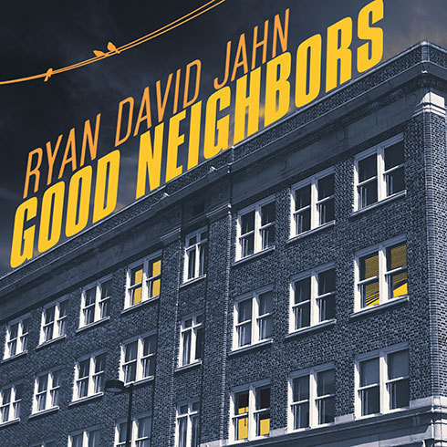 Printable Good Neighbors: A Novel Audiobook Cover Art