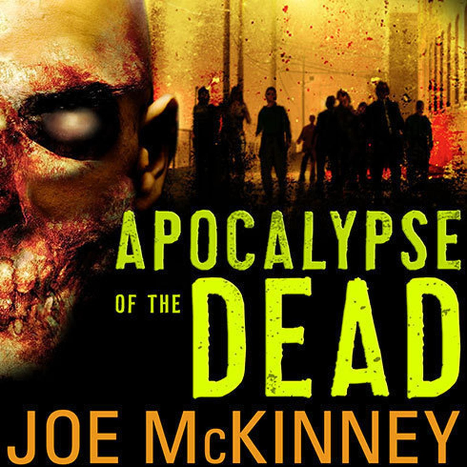 Printable Apocalypse of the Dead Audiobook Cover Art