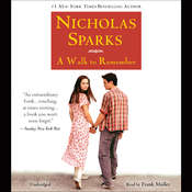 A Walk to Remember, by Nicholas Spark