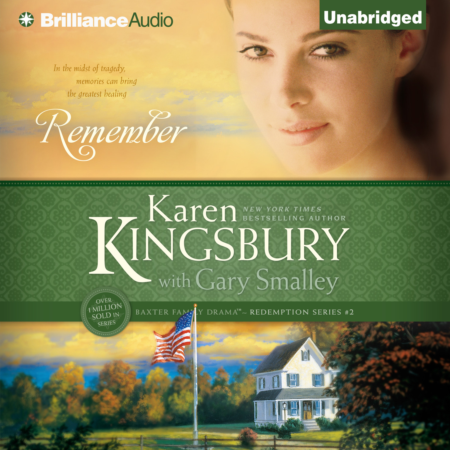 Printable Remember Audiobook Cover Art