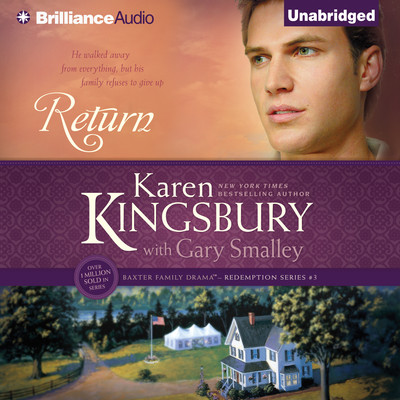 Return Audiobook, by Karen Kingsbury
