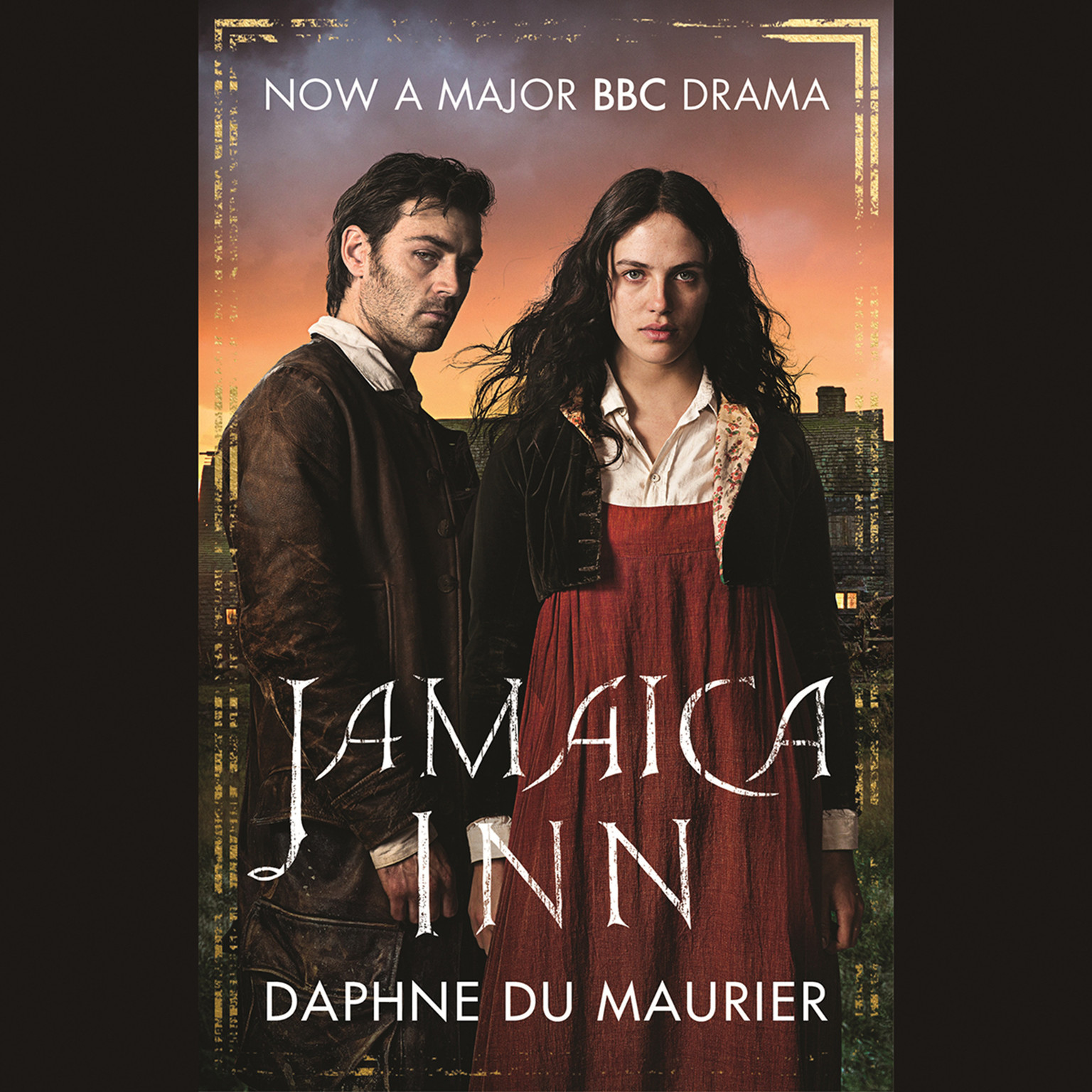 Printable Jamaica Inn Audiobook Cover Art