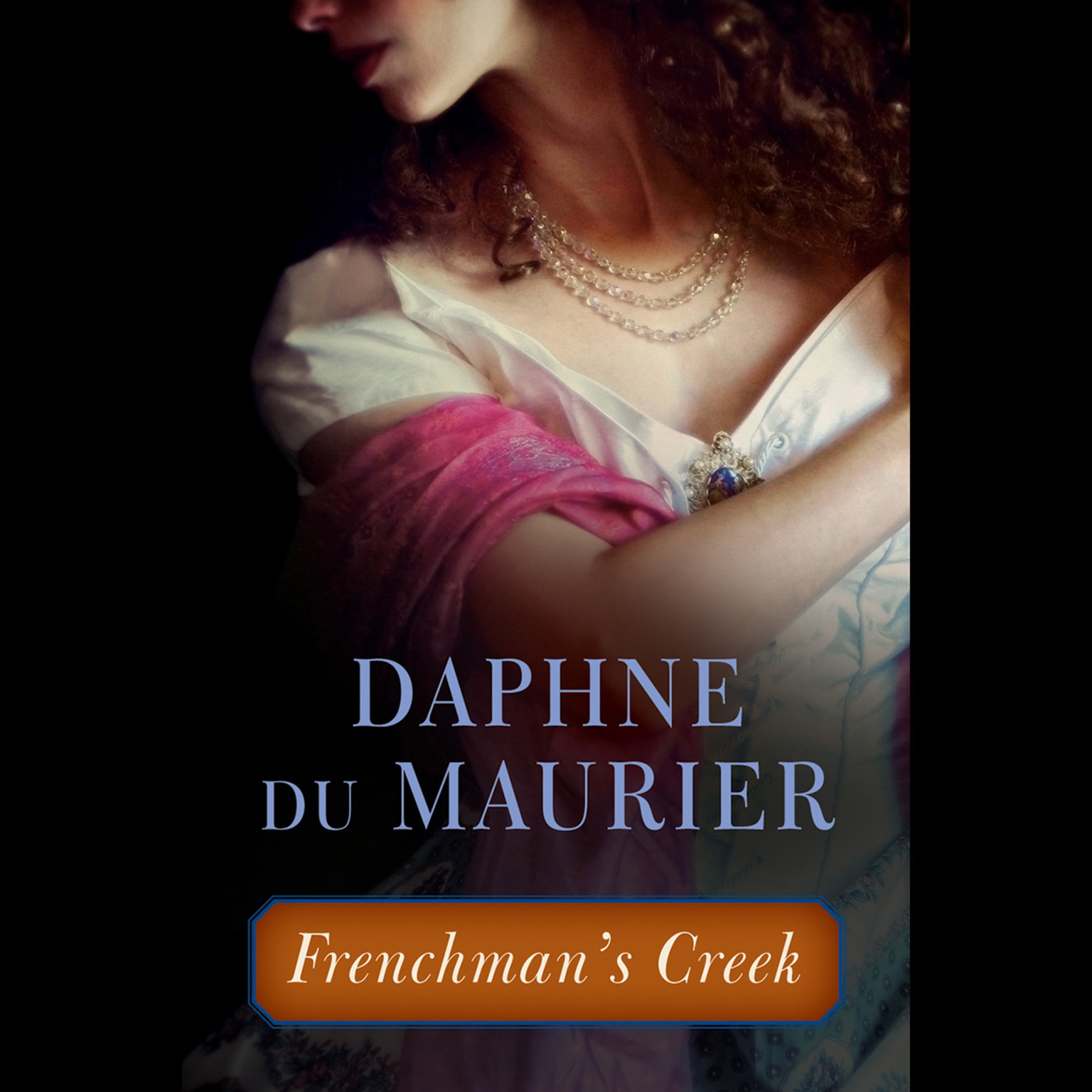 Printable Frenchman's Creek Audiobook Cover Art