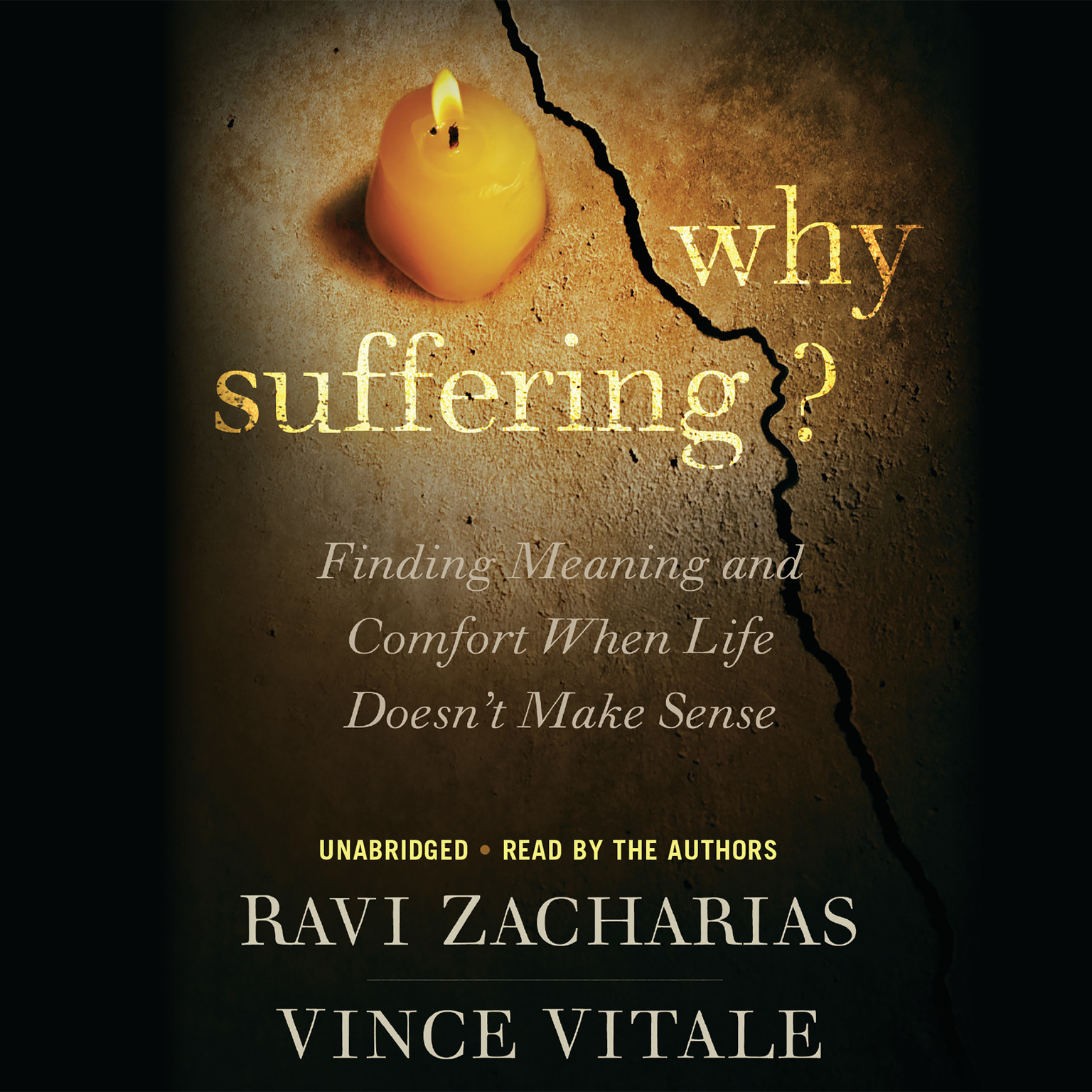 Printable Why Suffering?: Finding Meaning and Comfort When Life Doesn't Make Sense Audiobook Cover Art