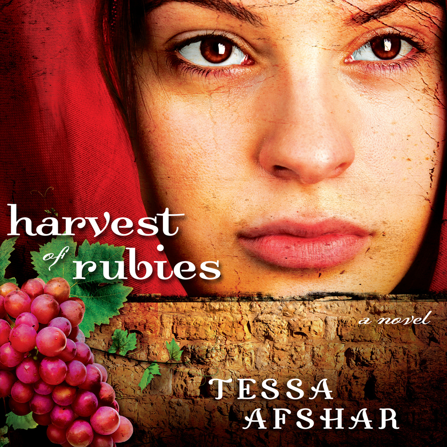 Printable Harvest of Rubies Audiobook Cover Art