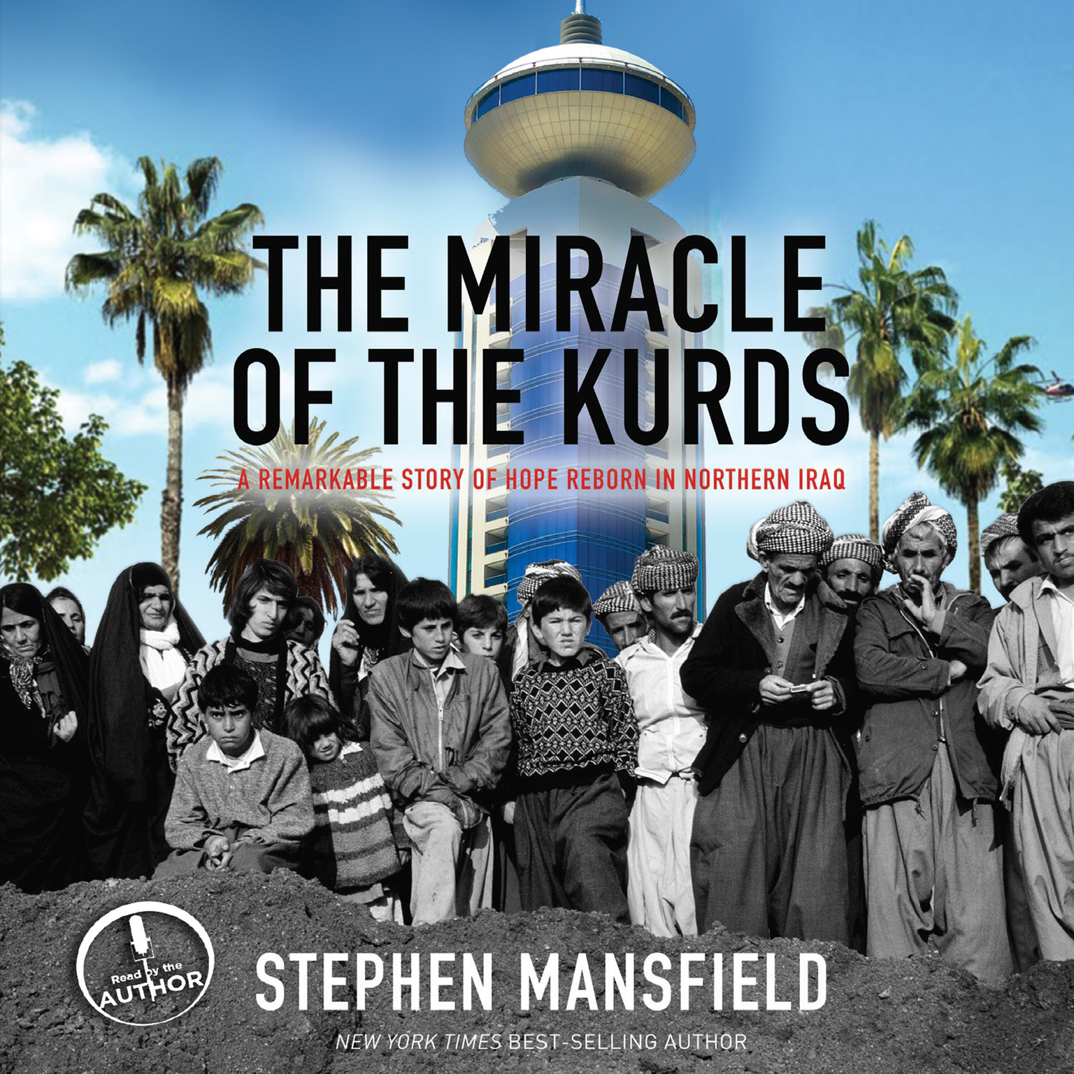 Printable The Miracle of the Kurds: A Remarkable Story of Hope Reborn in Northern Iraq Audiobook Cover Art