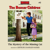 The Mystery of the Missing Cat, by Gertrude Chandler Warner, Gertrude Chandler Warner