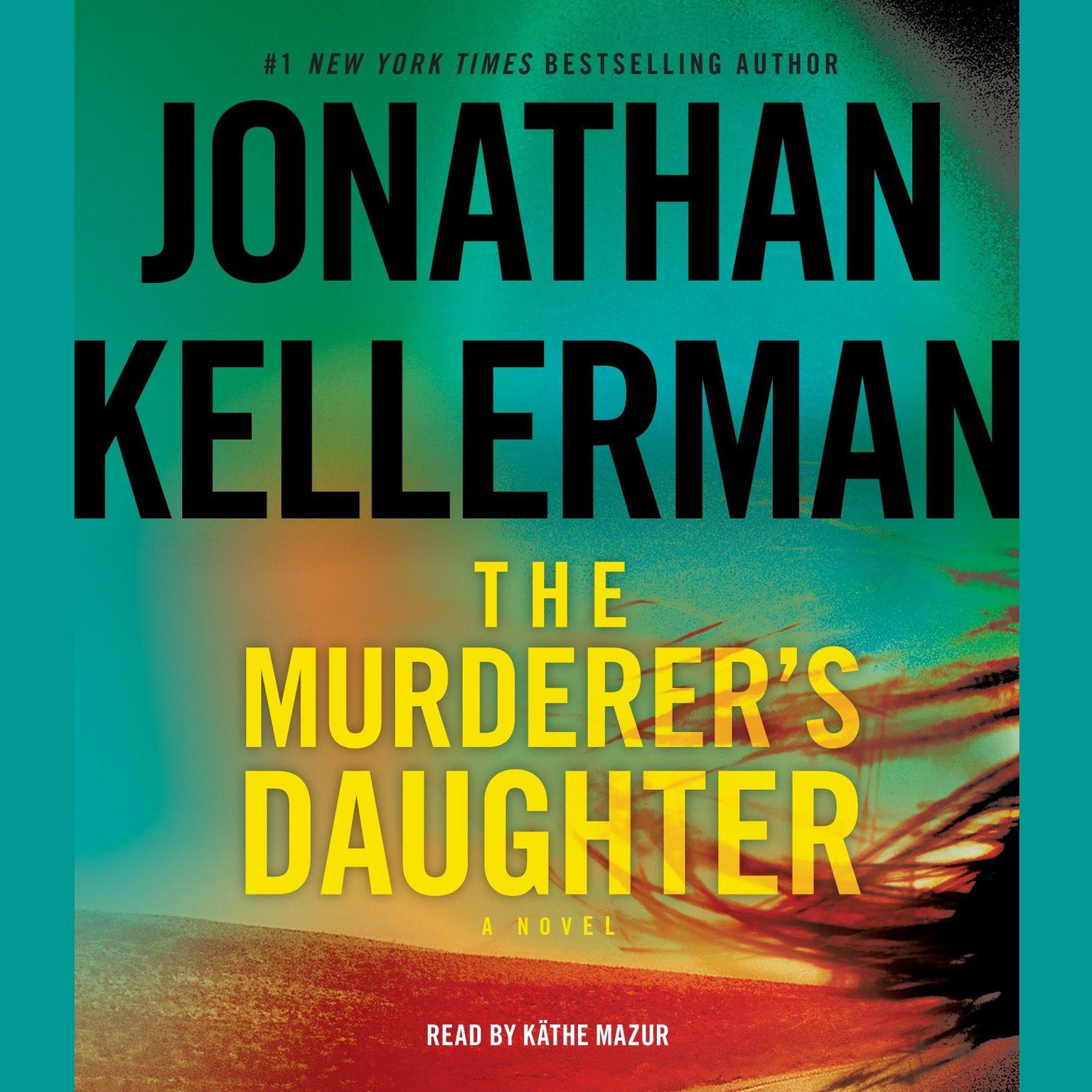 Printable The Murderer's Daughter: A Novel Audiobook Cover Art