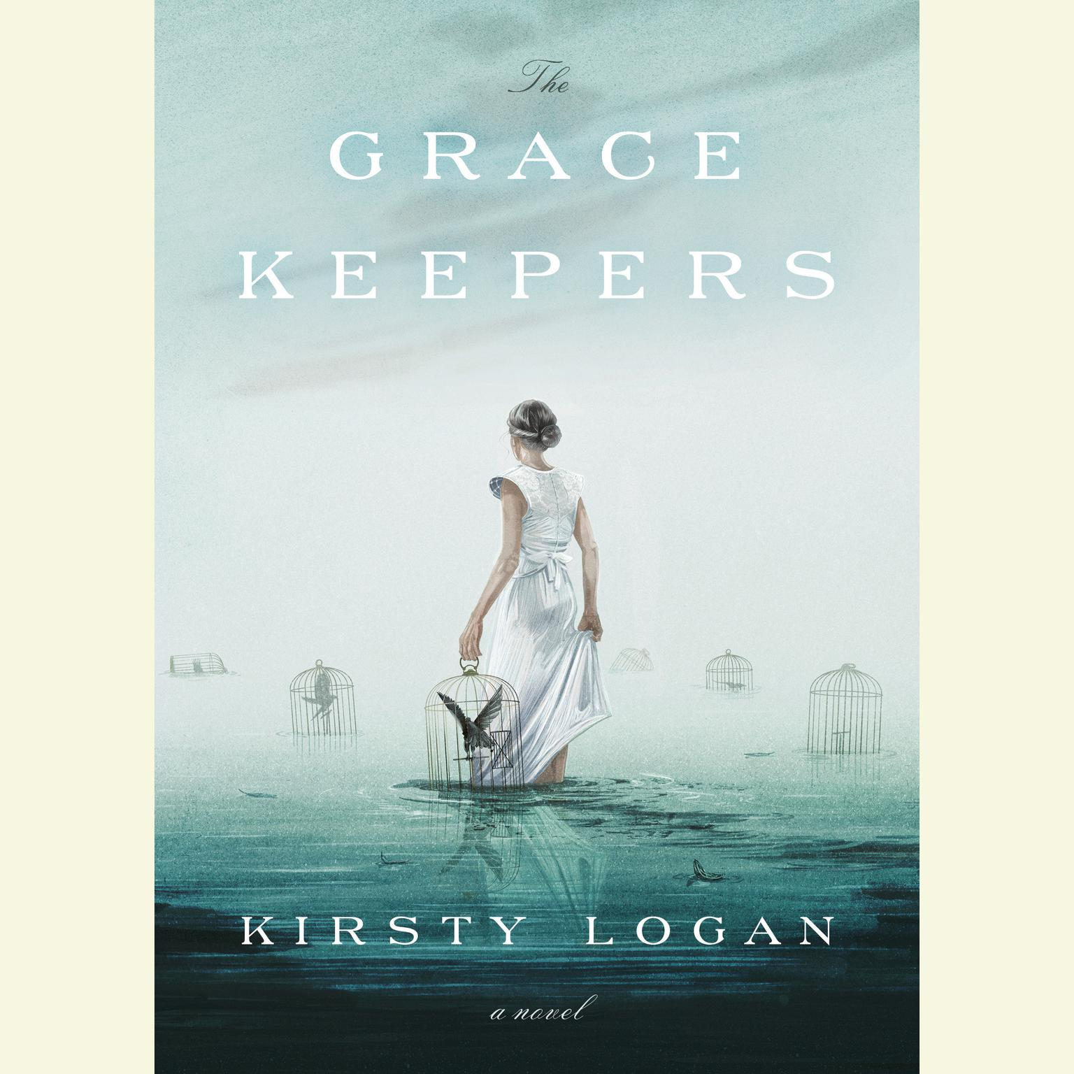 Printable The Gracekeepers: A Novel Audiobook Cover Art