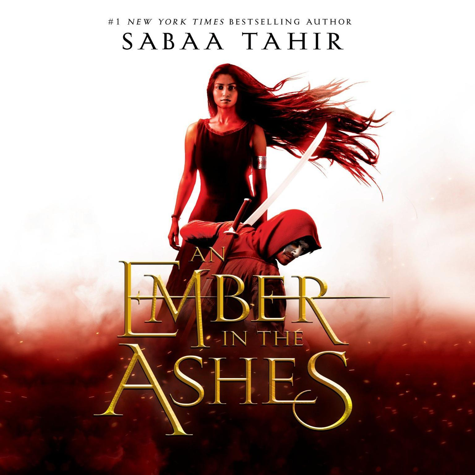 Printable An Ember in the Ashes Audiobook Cover Art
