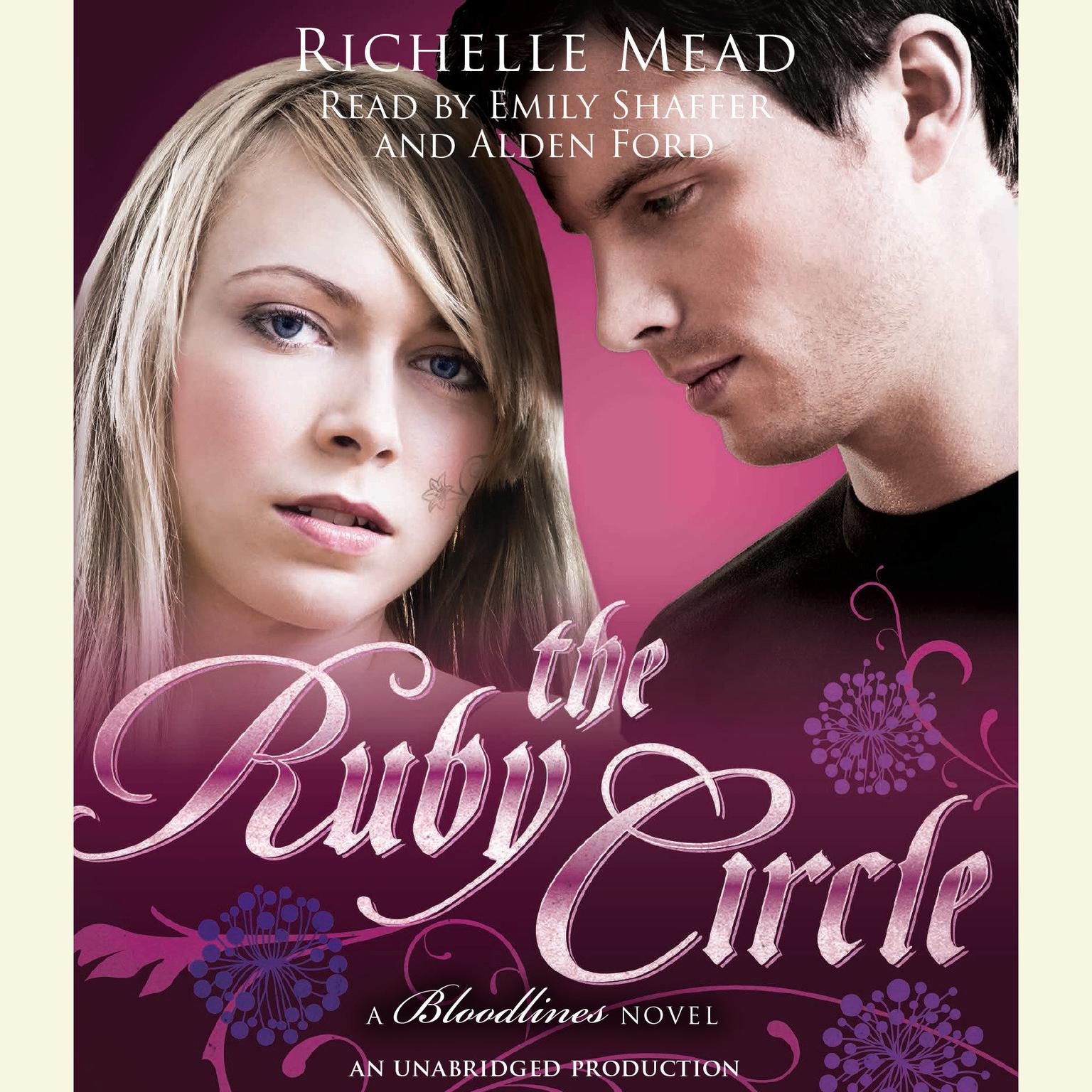 Printable The Ruby Circle: A Bloodlines Novel Audiobook Cover Art