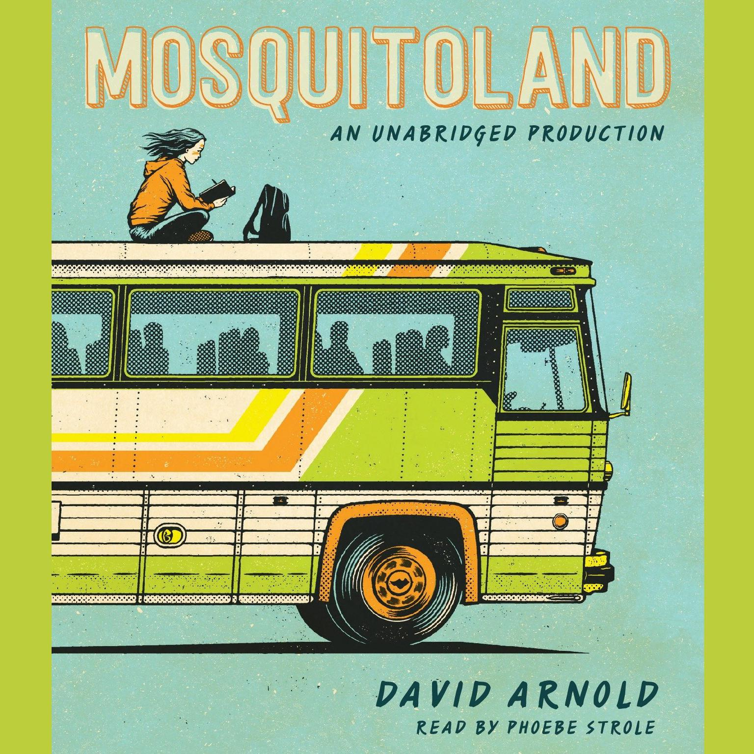 Printable Mosquitoland: A Novel Audiobook Cover Art