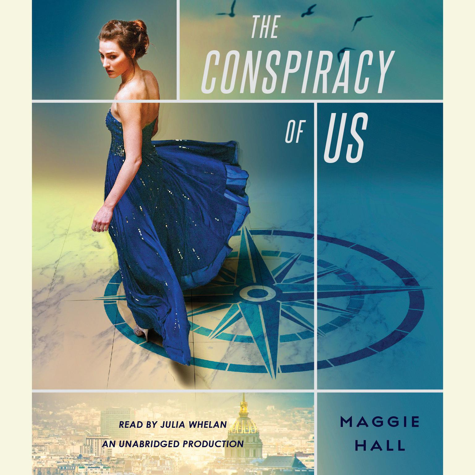 Printable The Conspiracy of Us Audiobook Cover Art