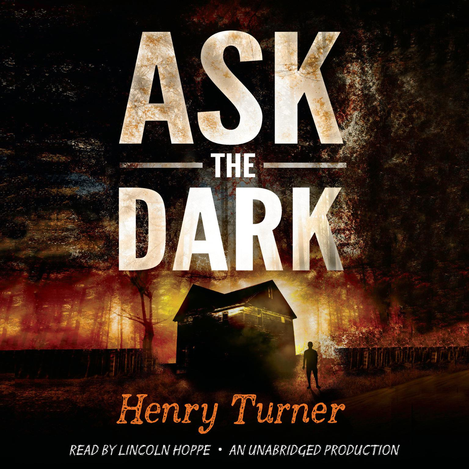 Printable Ask the Dark Audiobook Cover Art