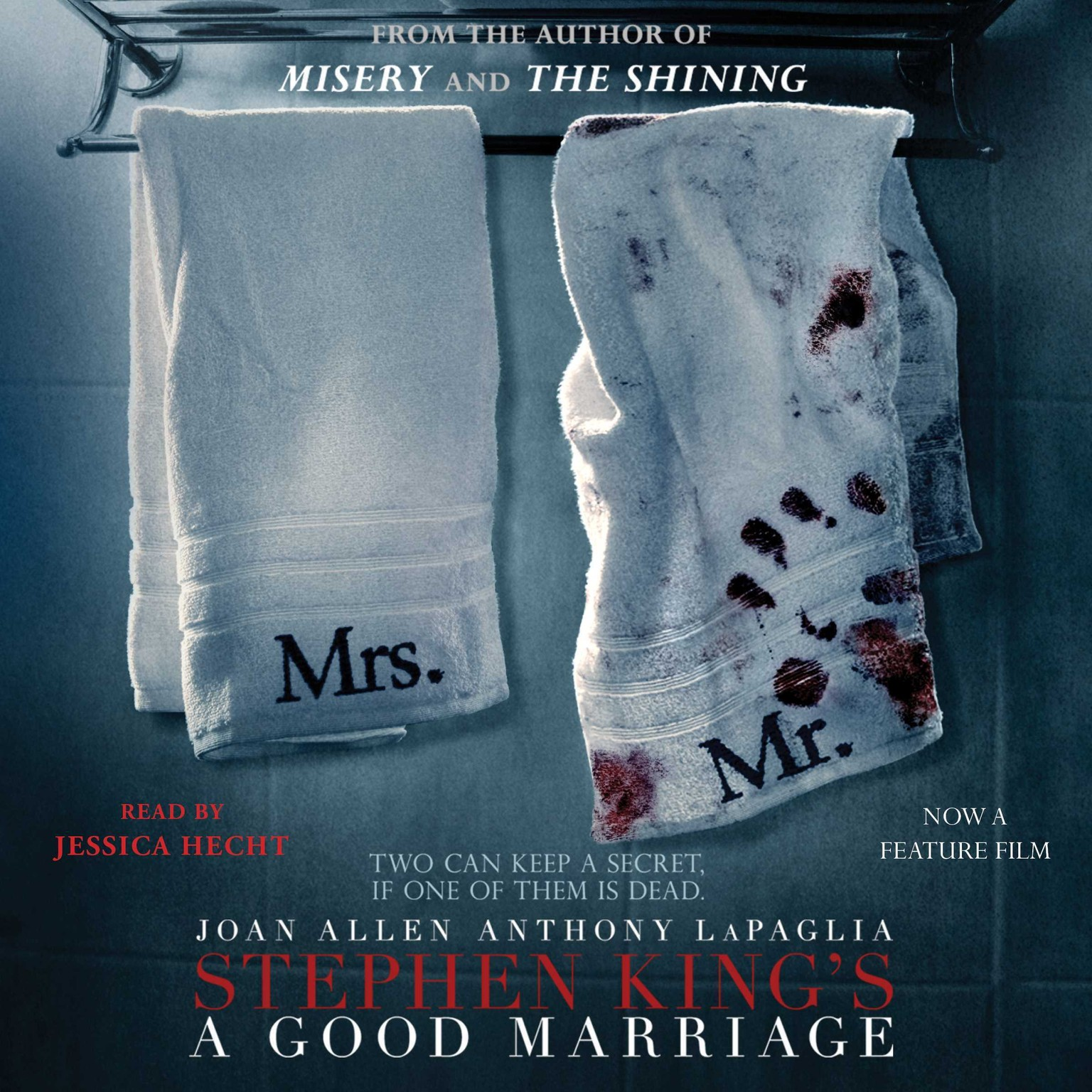 Printable A Good Marriage Audiobook Cover Art