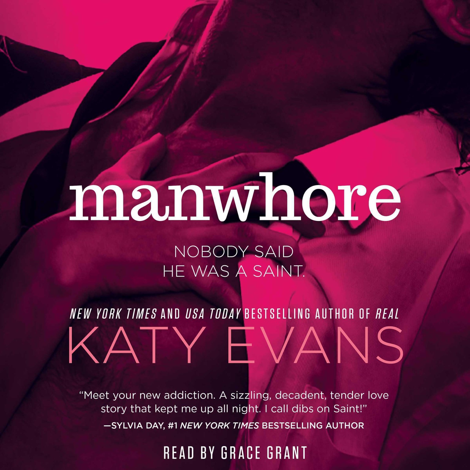 Printable Manwhore Audiobook Cover Art
