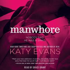 Manwhore Audiobook, by Katy Evans