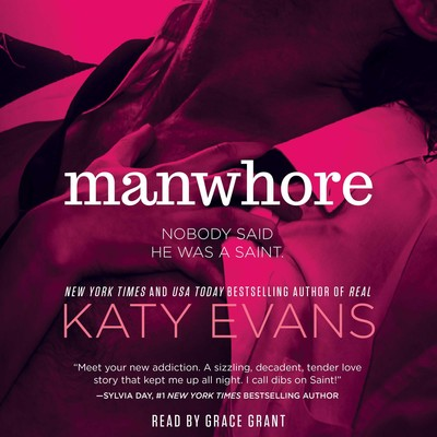 Manwhore Audiobook, by