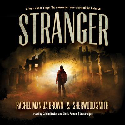 Stranger Audiobook, by Rachel Manija Brown