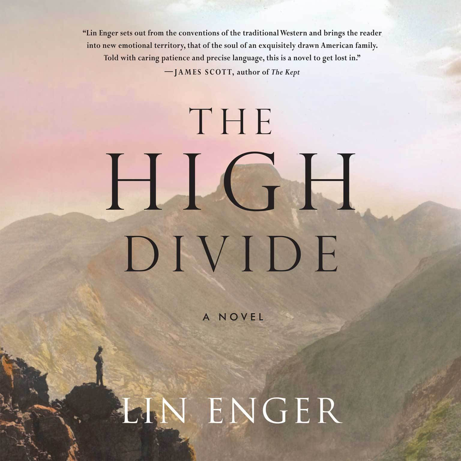Printable The High Divide Audiobook Cover Art