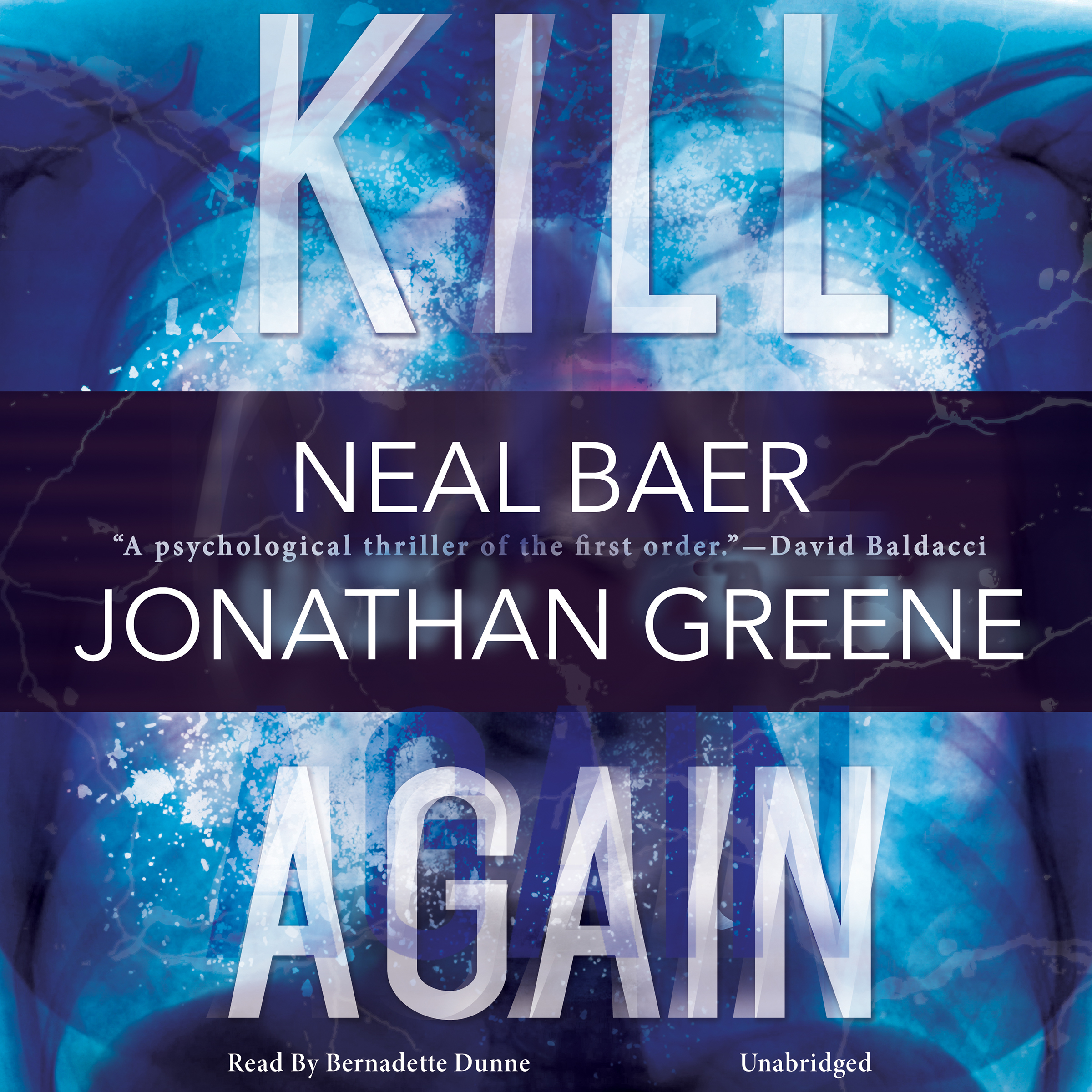 Printable Kill Again Audiobook Cover Art