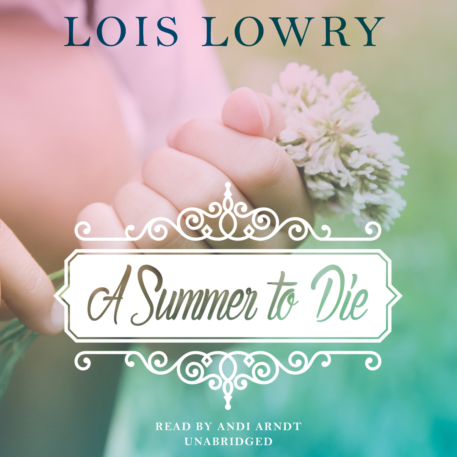 Printable A Summer to Die Audiobook Cover Art