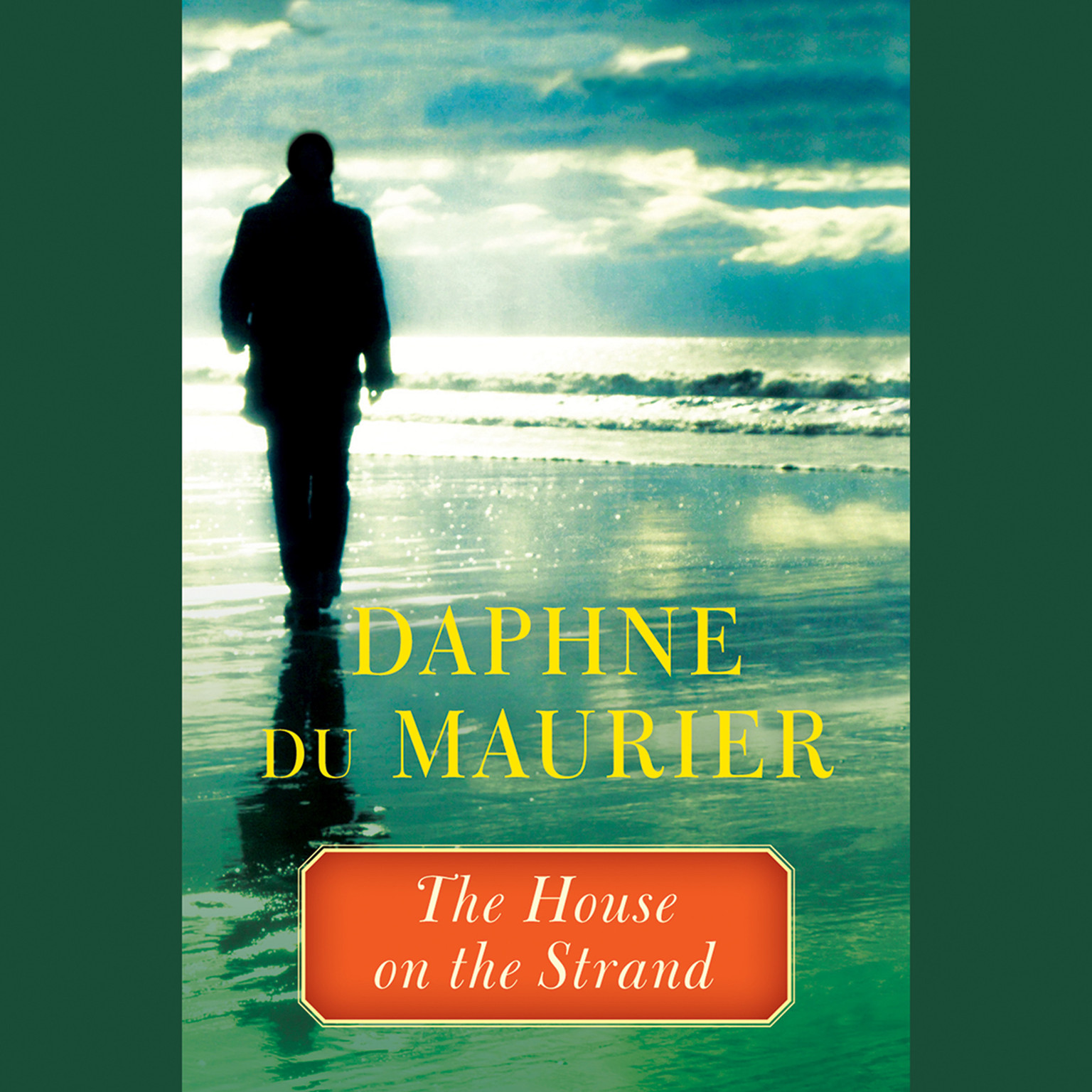 Printable The House on the Strand Audiobook Cover Art