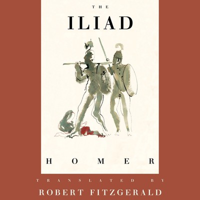 The Iliad: The Fitzgerald Translation Audiobook, by Elise Broach