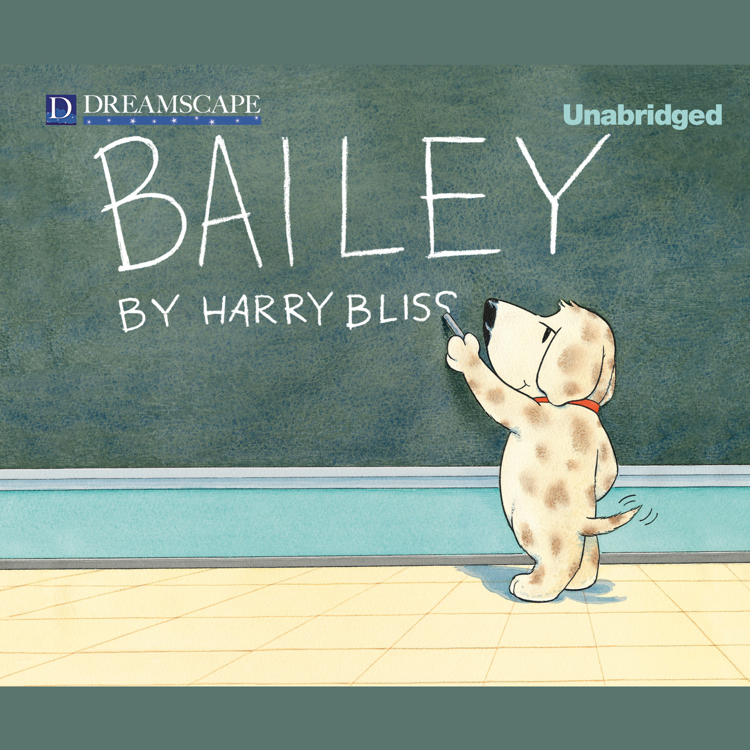 Printable Bailey Audiobook Cover Art