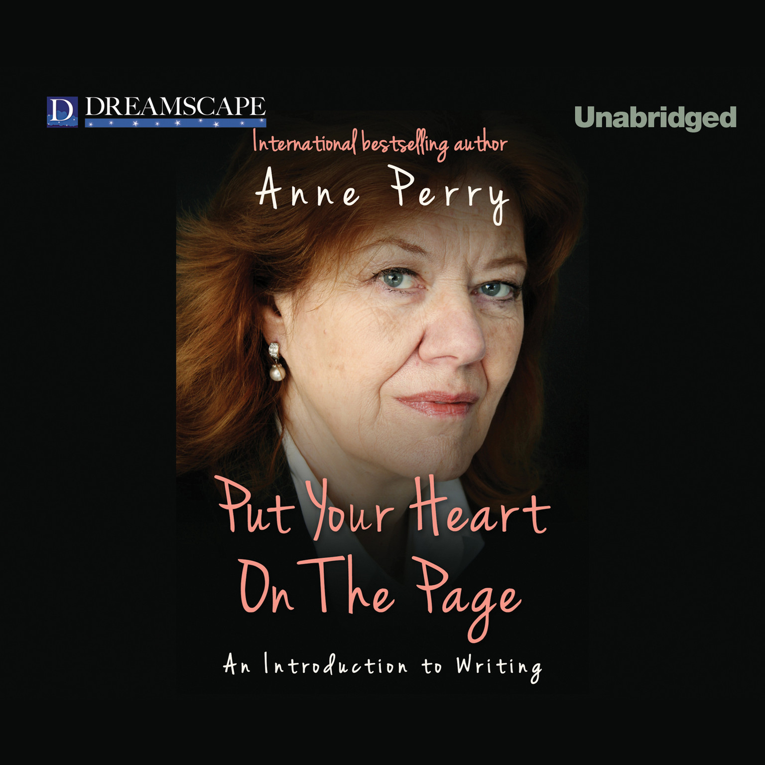 Printable Put Your Heart on the Page: An Introduction to Writing Audiobook Cover Art