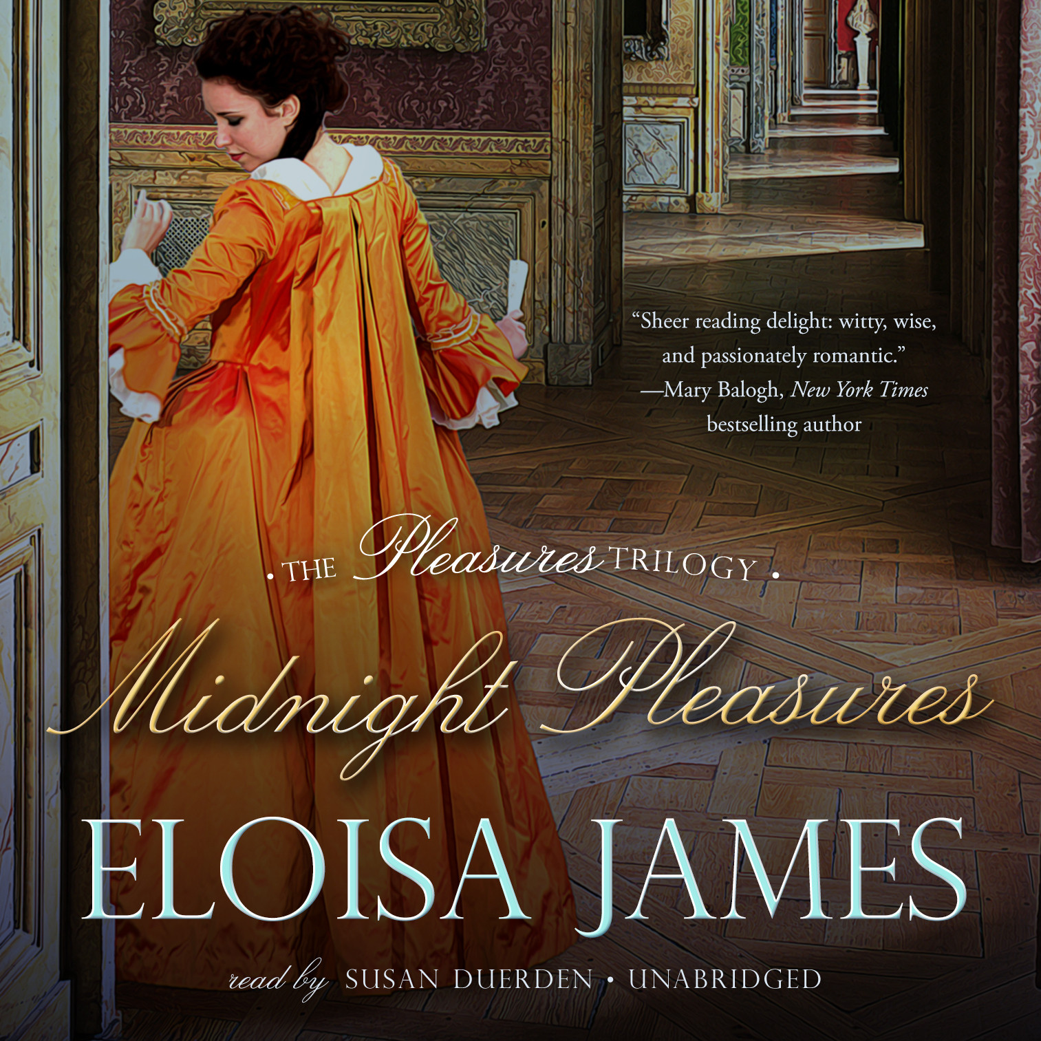 Printable Midnight Pleasures Audiobook Cover Art