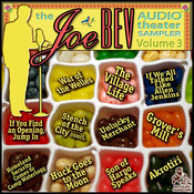 A Joe Bev Audio Theater Sampler, Vol. 3 Audiobook, by Joe Bevilacqua, William Melillo, Bill Marx