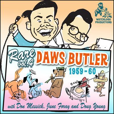 Rare Daws Butler, Vol. 4: 1959–1960 Audiobook, by Joe Bevilacqua