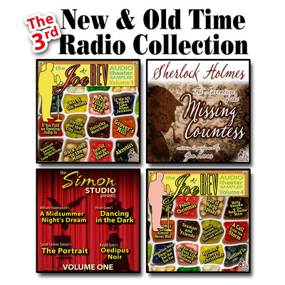 The 3rd New & Old Time Radio Collection Audiobook, by Joe Bevilacqua