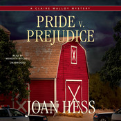Pride v. Prejudice Audiobook, by Joan Hess