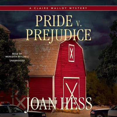 Pride v. Prejudice Audiobook, by Joan Hess