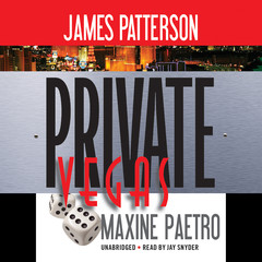 Private Vegas Audiobook, by Maxine Paetro