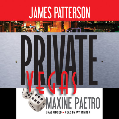 Private Vegas Audiobook, by James Patterson