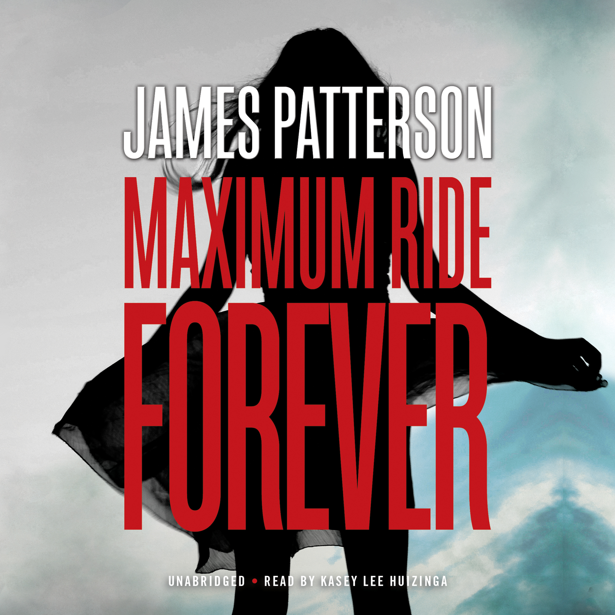 Printable Maximum Ride Forever Audiobook Cover Art