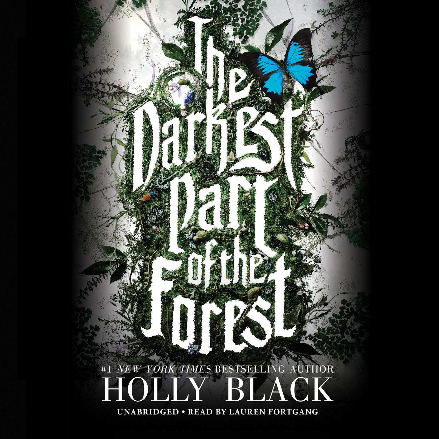 Printable The Darkest Part of the Forest Audiobook Cover Art