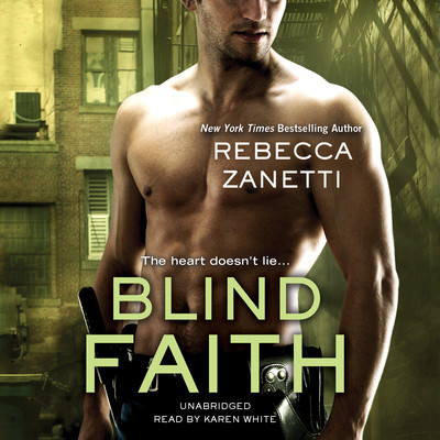 Blind Faith Audiobook, by Rebecca Zanetti