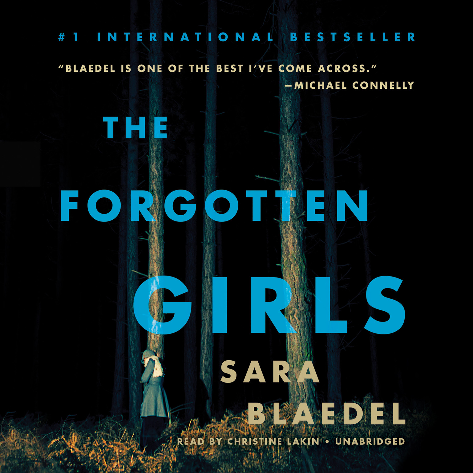 Printable The Forgotten Girls Audiobook Cover Art