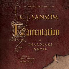 Lamentation Audiobook, by C. J. Sansom