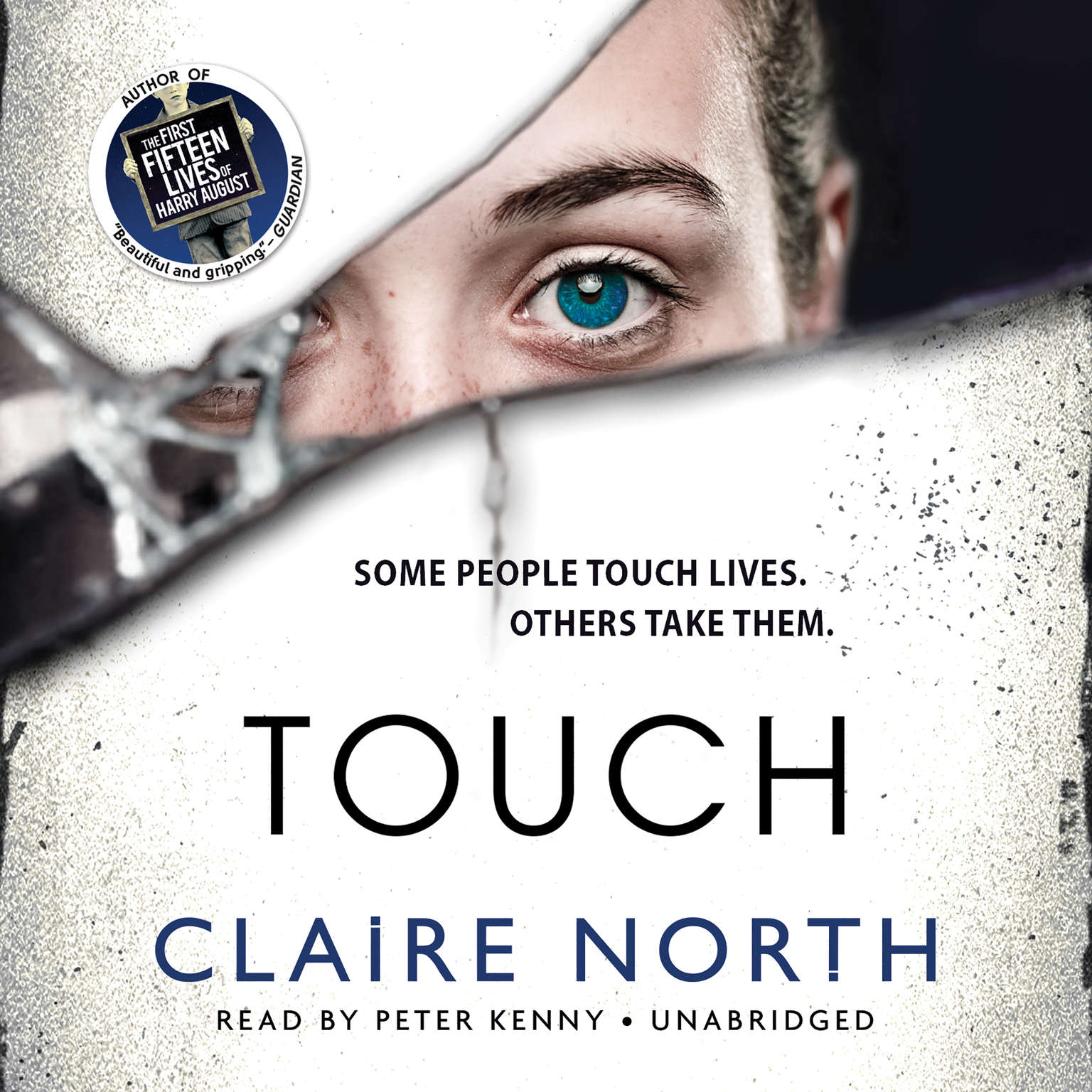 Printable Touch Audiobook Cover Art