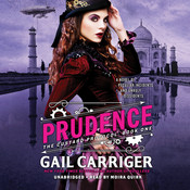 Prudence Audiobook, by Gail Carriger