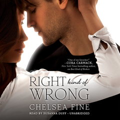 Right Kind of Wrong Audiobook, by Chelsea Fine