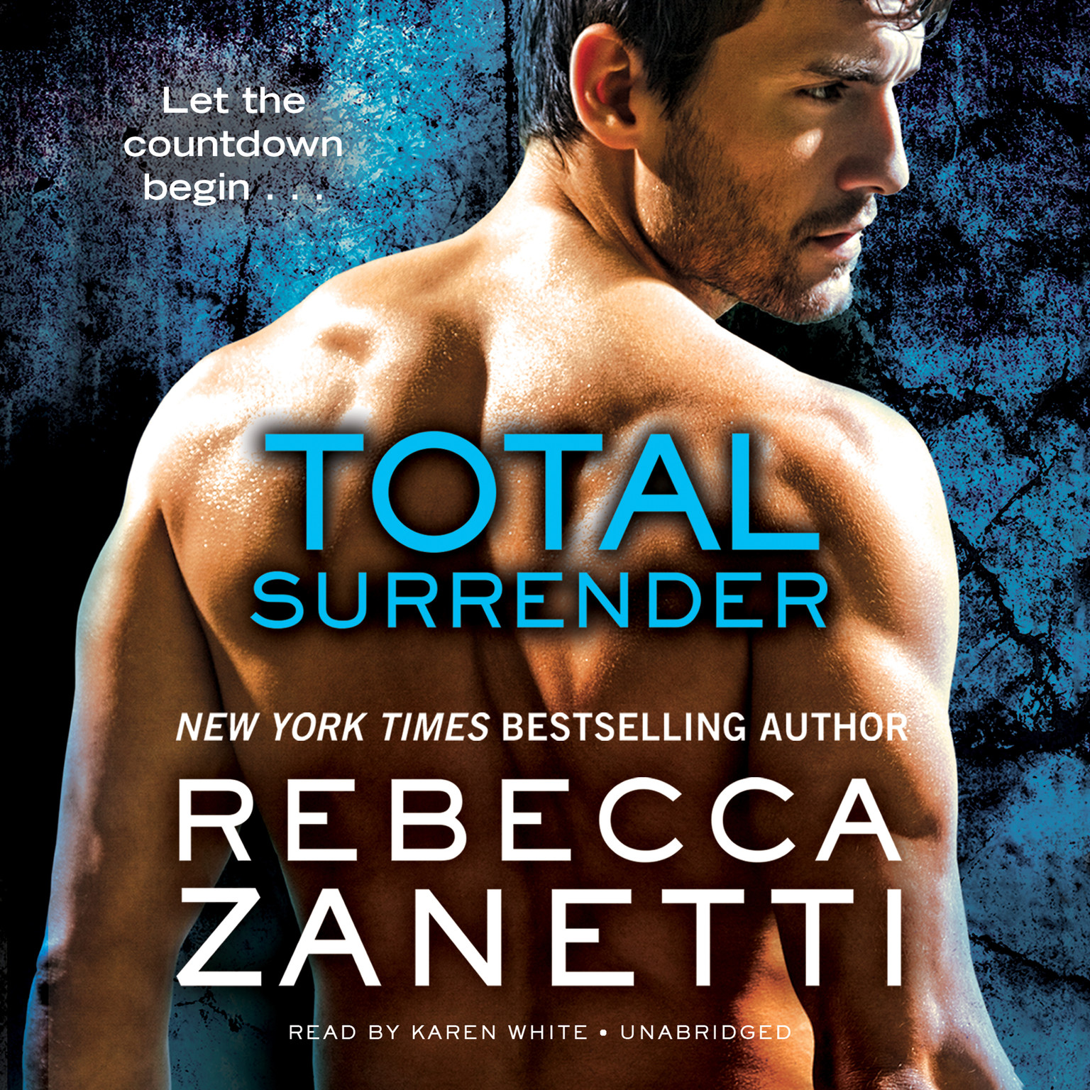 Printable Total Surrender Audiobook Cover Art