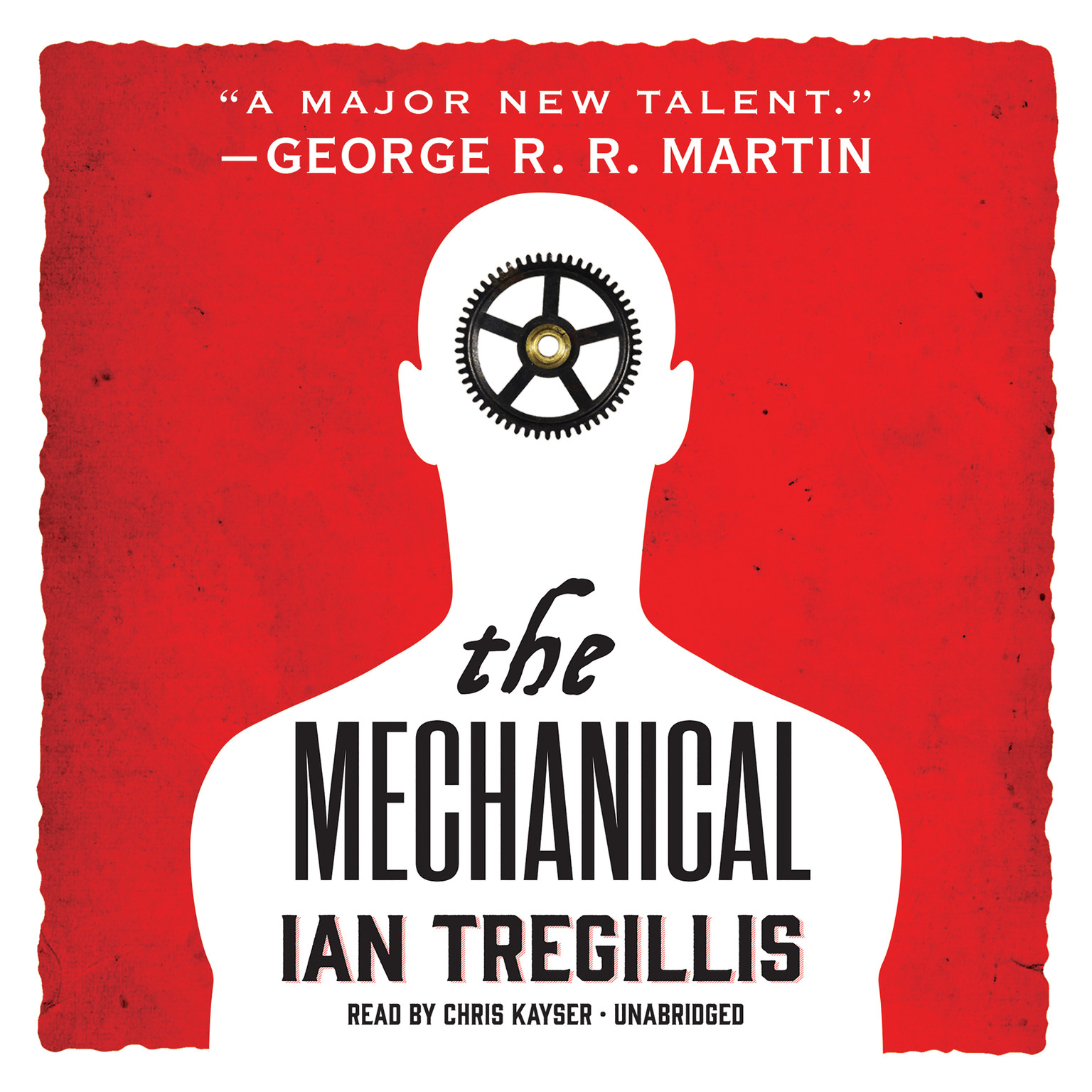 Printable The Mechanical Audiobook Cover Art